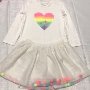 Matching items size 4t